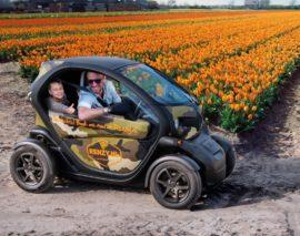Tulpenvelden GPS audiotour